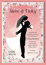Wedding Day & Evening Multi Invitations - All Occasions- theinvitefactory