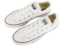 CONVERSE Chuck Taylor ALL STAR LOW Sneaker M7652 - White for Men&Women