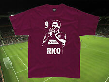 Football Legend Hero Star Baby/Children's Fan T-shirt ANY PLAYER Personalised 2