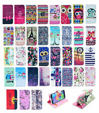 Fashion Vintage Stand Flip Wallet Hybrid Leather Case Cover For Samsung Galaxy