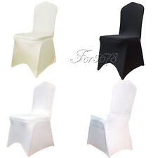 Spandex Lycra Chair Cover Stretch Wedding Supply Party Event Banquet Decoration