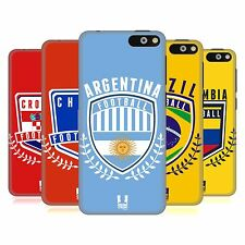 HEAD CASE DESIGNS FOOTBALL CREST CASE COVER FOR AMAZON FIRE PHONE