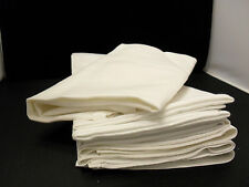 Packs Of White Linen Napkins, Huge Saving in every packs