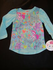 MY LITTLE PONY  graphic TEE SHIRT NWT  ADORABLE PRINT