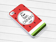 Beyonce 'I've Been Drinkin Watermelon' iPhone Case - iPhone 4 5 5c 6
