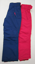 BODEN GIRLS PINK OR PURPLE SKI PANTS TROUSERS SALOPETTES BNWOT AGES 2-14