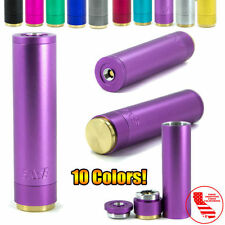 Manhattan Style Mechanical Mod Industrial Magnet Button Brass Contacts Color Op