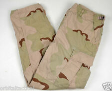 USGI ARMY DCU DESERT SUMMER RIP STOP CAMO UNIFORM PANTS DIFFERENT SIZES