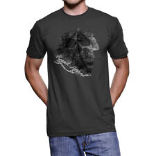 Ragged Apparel Super Soft Graphic Designer T-Shirt 100% Combed Ringspun Cotton