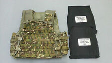 British Army: Osprey Mk4 & MK4A MTP Molle Vest / Ops Panel System / Plate Cover