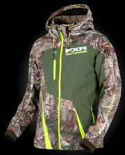 2015 FXR MISSION REALTREE XTRA/OLIVE SOFTSHELL JACKET FREE SHIPPING