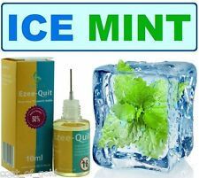 10ml BOTTLE ICE MINT & MENTHOL MIX E LIQUID EJUICE VAPE CIG JUICE 6 12 18 24 mg