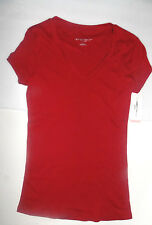 Liz Lange Womens  V-Neck Tee T-Shirt Maternity Size Medium NWT