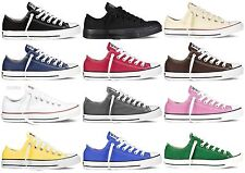 Converse Chuck Taylor Ox All Star-All Sizes Unisex 100% Authentic