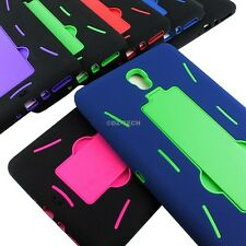 """For Samsung Galaxy Tab S 8.4"""" T700/T705 Tablet Armor Hybird W/Stand Cover Case"""