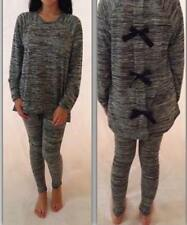 Ladies Bow Tracksuit/Lounge Suit