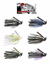 DAMIKI MAMBA JIG II  3/8 OZ. select colors