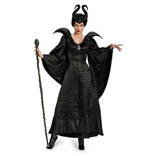 Womens Maleficent Christening Deluxe Costume