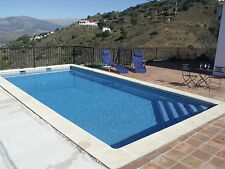 Easter Holidays In Spain Self Catering Villa Sleeps 8 Private Pool Lovely Views
