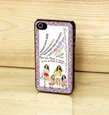 Pretty Little Liars Quote Case Cover for iPhone HTC & Samsung Phones