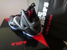 Nike AIR LEBRON XI 9 9.5 10 11 MIAMI NIGHTS Away Red what the Kings pride