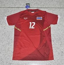 U-23 Thailand National Teams Football Soccer Jersey home 2014 Charyl Chappuis 12
