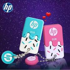 HP Creative Ice Cream USB Flash Drive 2GB 4GB 8GB 16GB 32GB Memory Pen Stick
