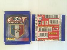 LOT 24 IMAGES PANINI FOOT 2014 2015 SET EQUIPE CHAMPIONNAT FRANCE COMPLET