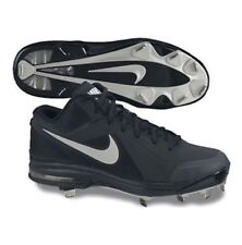 NEW NIKE AIR MAX MVP ELITE Metal Baseball Cleats MENS black $120