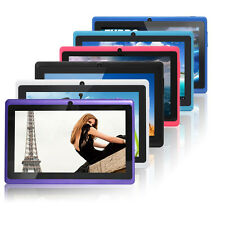 "8 / 16 GB 7"" Google Android 4.2 Tablet PC Pad A23 Dual Core Camera WIFI 1.5GHz"