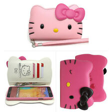 Authentic Hello Kitty Case iPhone 6/6s Wallet Cover Clutch Made Korea 3Colors