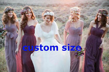 Bridesmaid Dresses Convertible Dress Evening Dress Infinity Dress Maxi Dress