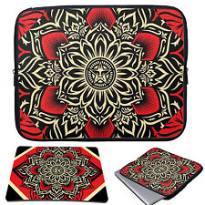 11-15.6 Ultrabook Laptop Sleeve Case Bag +Mouse Pad For MacBook Pro Air Acer HP