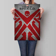 Agents of Shield Poster S.H.I.E.L.D. TV Series Hydra Symbol  A2 A3 A4