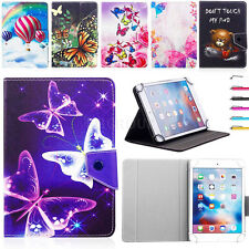 "Universal Flip PU Leather Case Cover Fit For Most 7"" 7.9'' 8.0'' inch Tablet PC"