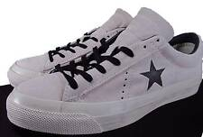 Converse X John Varvatos ONE Star Player Ox Suede TURTLEDOVE OFF-WHITE 145384C