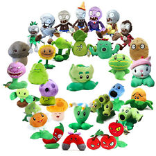 HOT PLANTS vs. ZOMBIES Soft Plush PVZ Toy Stuffed Doll Kids Birthday Xmas Gift