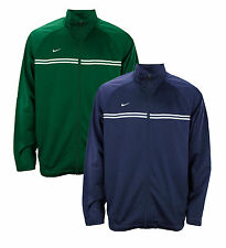 Nike Men's Rio Full Zip Up Athletic Team Stripe Track Jacket, 2 Colors