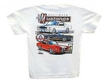 Race Bred Mustangs / True Horses T-Shirt - Ford Mustang T With FREE USA SHIPPING