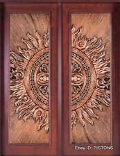 CUSTOM BUILT Exterior SINGLE or DOUBLE ENTRY SOLID WOOD FRONT DOOR. TOP QUALITY!