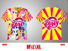 My Little Pony Unisex Adult Size T- Shirt