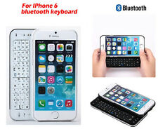 For 4.7 inch iPhone 6 Ultra-thin Backlit Slide-out Wireless Bluetooth Keyboard