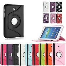 New Leather Case Cover Stand For Samsung Galaxy Tab3 P3200 P3210 7-inch