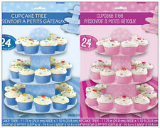 ADULTS KIDS BIRTHDAY PARTY CUPCAKE STAND CAKES BOYS OR GIRLS SUIT ALL AGES