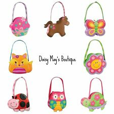 Stephen Joseph Little Girl Purses - Handbags for Kids - Cute Gifts for Girls