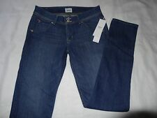 "New HUDSON Collin Skinny Jeans 12"" Leg Open Wash MCIT"