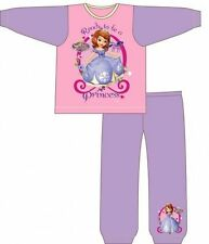 BNWT DISNEY PRINCESS SOFIA THE FIRST GIRLS PYJAMAS 12 MONTHS - 4 YEARS
