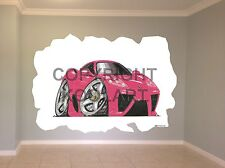 Huge Koolart Cartoon Ferrari Marinello Wall Sticker Poster Mural 2859