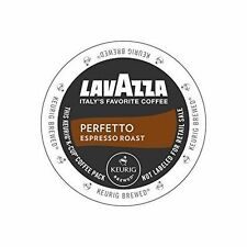 LAVAZZA® Perfetto Coffee Dark Roast, K-Cup Portion Pack For Keurig Brewers
