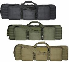 "Voodoo Tactical 42"" Deluxe Padded Firearm Weapon Tactical 6 Lock Case - 15-9648"